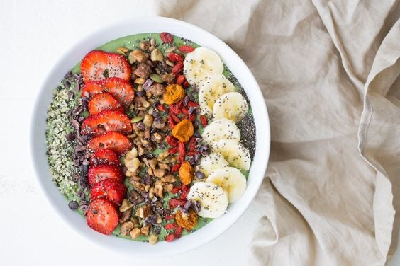Superfood Protein Smoothie Bowl