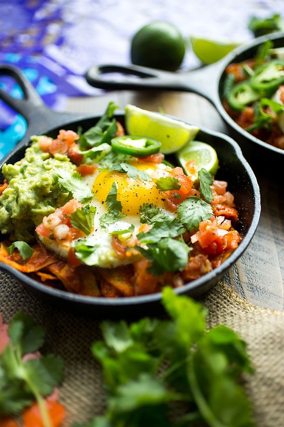 Paleo-Friendly Chilaquiles